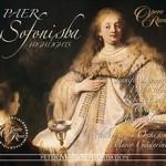 Sofonisba cover